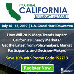 California Energy Summit Ad